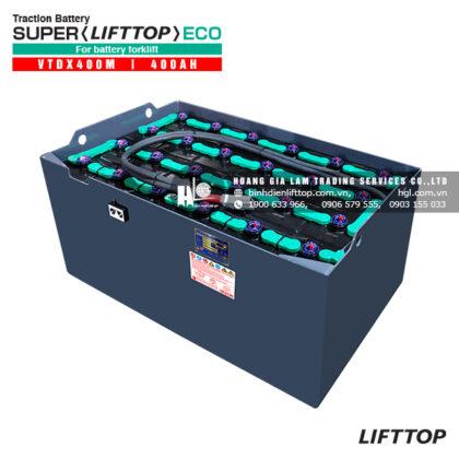 Bình điện xe nâng LIFTTOP VTDX400M 400Ah