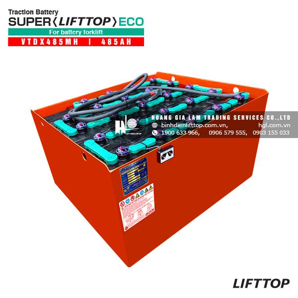 Bình điện xe nâng LIFTTOP VTDX485MH 485Ah