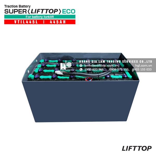 Bình điện xe nâng LIFTTOP VTIL445L 445Ah