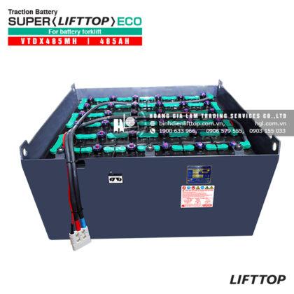 Bình điện xe nâng LIFTTOP VTDX485MH 72V - 485Ah